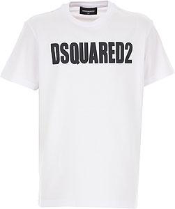 Dsquared2 Tricou pentru Băieți - Fall - Winter 2021/22