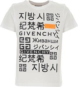 Givenchy Tricou pentru Băieți - Spring - Summer 2021