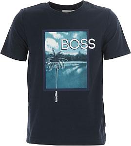 Hugo Boss Tricou pentru Băieți - Spring - Summer 2021