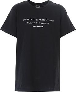 Karl Lagerfeld Tricou pentru Băieți - Spring - Summer 2021