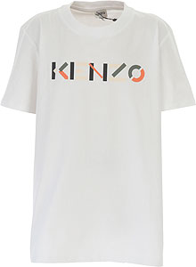 Kenzo Tricou pentru Băieți - Spring - Summer 2021
