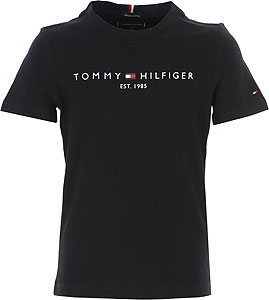 Tommy Hilfiger Tricou pentru Băieți - Spring - Summer 2021