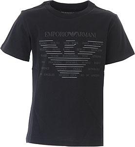 Emporio Armani Îmbrăcăminte pentru Copii Băieți - Spring - Summer 2021