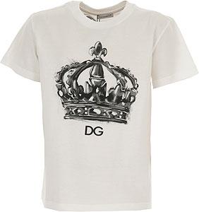 Dolce & Gabbana Îmbrăcăminte pentru Copii Băieți - Spring - Summer 2021