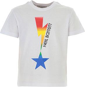 Neil Barrett Îmbrăcăminte pentru Copii Băieți - Spring - Summer 2021