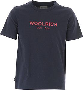 Woolrich Tricou pentru Băieți - Spring - Summer 2021