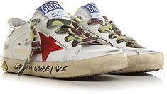 Golden Goose Îmbrăcăminte pentru Copii Băieți - Spring - Summer 2021