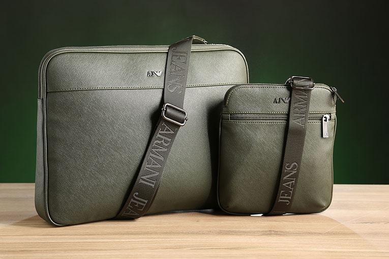 Дизайнерские курьерские сумки