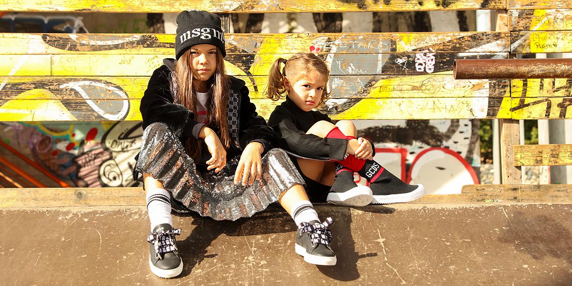 MSGM Одежда для девочек