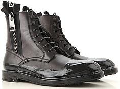 50ac6c274 Мужская обувь Dolce & Gabbana из коллекции Осень-Зима 2018/19