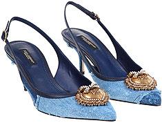Dolce & Gabbana Giày Dolce & Gabbana Nữ  - Fall - Winter 2021/22