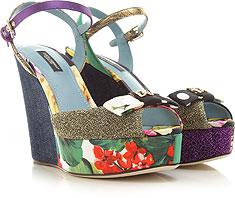 Dolce & Gabbana Giày Dolce & Gabbana Nữ  - Spring - Summer 2021