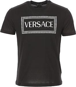 Versace Quần Áo Versace Nam  - Spring - Summer 2021
