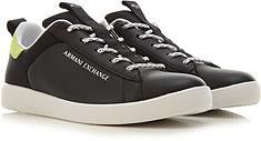 Armani Exchange Giày Sneaker cho Nam - Spring - Summer 2021