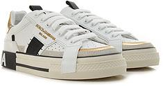Dolce & Gabbana Giày Sneaker cho Nam - Fall - Winter 2021/22