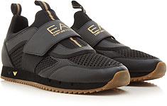 Emporio Armani Giày Sneaker cho Nam - Spring - Summer 2021