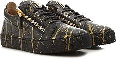 Giuseppe Zanotti Design Giày Sneaker cho Nam - Spring - Summer 2021