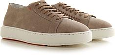 Santoni Giày Sneaker cho Nam - Fall - Winter 2021/22