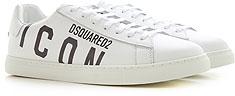Dsquared2 Giày Sneaker cho Nam
