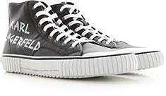 Karl Lagerfeld Giày Sneaker cho Nam - Spring - Summer 2021