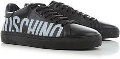 Moschino Giày Sneaker cho Nam - Fall - Winter 2021/22
