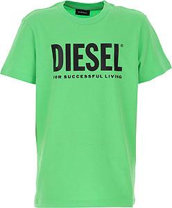 Diesel Quần Áo Trẻ Em cho Bé Trai - Fall - Winter 2021/22