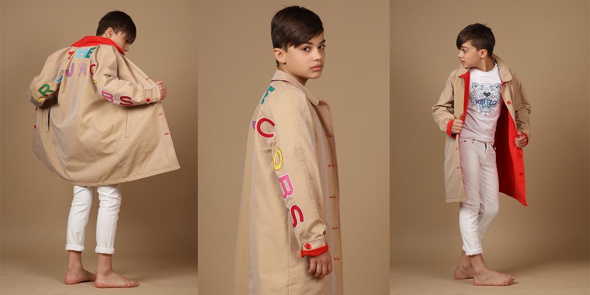 Moschino Çocuk Modasi
