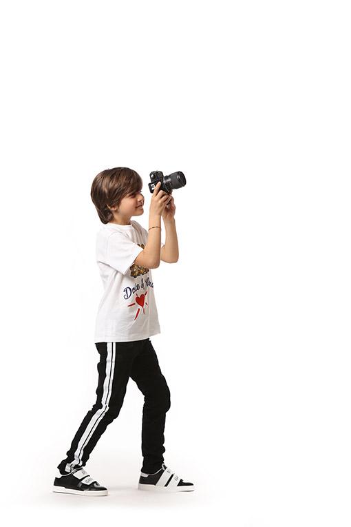 Dolce & Gabbana Erkek Çocuklar İçin Çocuk Giyim