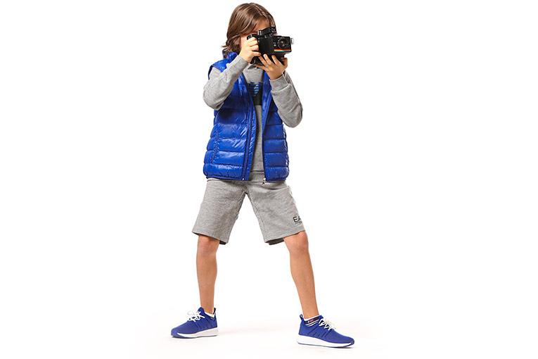 Emporio Armani Erkek Çocuklar İçin Çocuk Giyim