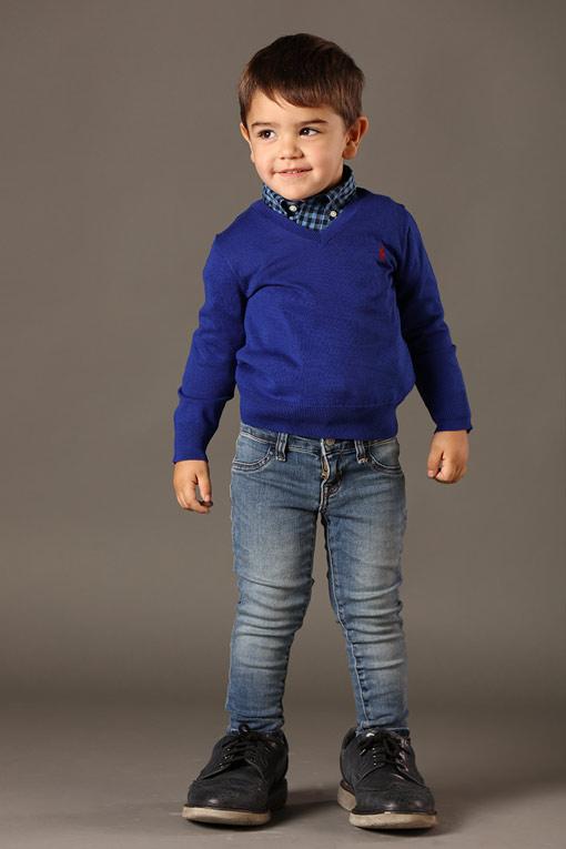 Ralph Lauren Erkek Bebek Giysileri