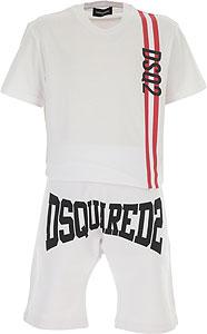 Dsquared2 Çocuk ve Bebek Giysileri - Spring - Summer 2021